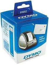 Etiqueta adhesiva dymo 99012 -tamaño 89x36 mm