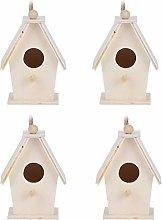 Eulbevoli Casa de alimentación de pájaros, nidos