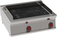 Eurast 47531617 Barbacoa eléctrica-grill vapor de