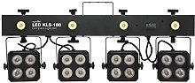 Eurolite LED Kls-180 - Foco LED, multicolor