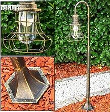 Excepcional lámpara de pared para exterior