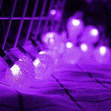 Exterior 30 LED Sensor de movimiento solar Luz