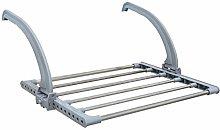 EYEPOWER Tendedero 47x32x20,5cm Plegable Ajustable