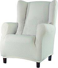 Eysa - Funda elástica para sillón, color crudo