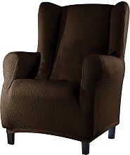 Eysa - Funda elástica para sillón, color marrón