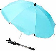 F Fityle Universal Paraguas para Carrito,