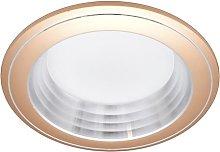 Fabrilamp - Foco Empotrable Corfu Oro 5w 6500k 10d