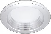 Fabrilamp - Foco Empotrable Corfu Plata 5w 6500k