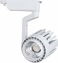 FactorLED Foco LED 30W NORA WHITE para Carril
