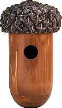 Fallen Fruits NK83 Casa de pájaros, marrón