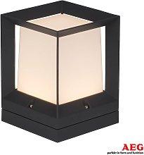 Farola LED Cubo angular