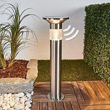 Farola LED Jalisa, tecnología solar y sensor