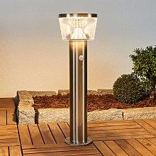 Farola LED solar Antje, sensor de movimiento