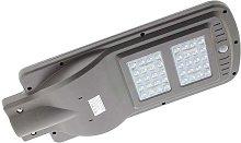 Farola LED Solar URBAN 40W, Blanco frío