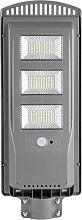 Farola LED Solar URBAN 90W + Sensor, Blanco frío