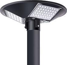 Farola LED Solar URBAN UFO 120W, Blanco frío