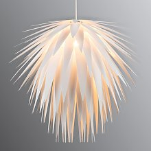 Fascinante lámpara colgante Siw