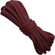FDSJKD Cuerda de Escalada portátil 4 mm