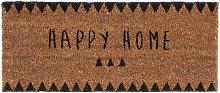 Felpudo Happy Home 25x55