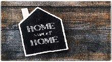 Felpudo moqueta vinilo Home sweet Home
