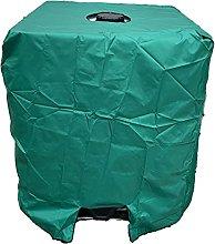 Fenteer 210D Oxford Fabric Barrel Cover 1000L IBC