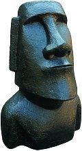 Figura Moai Cabeza de Pascua para exterior de