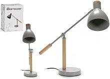 Flexo/lámpara de escritorio (15 x 52 x 59 cm)