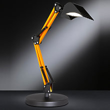 Flexo LED Scoop con pala de excavadora