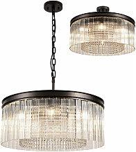Florero design lámpara colgante 8 bombillas