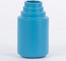 Florero Verah Azul Lapislázuli Sklum