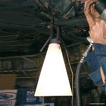 FLOS May Day lámpara de trabajo en negro