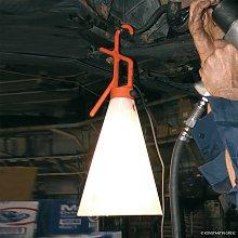 Flos Mayday lámpara de trabajo en naranja