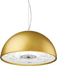 FLOS Skygarden Small lámpara colgante, oro