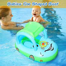 Flotador inflable del asiento en forma de