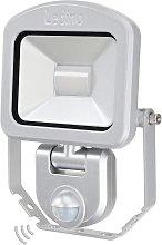 Foco Charlottenburg sensor plata 10W 3.000K