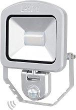 Foco Charlottenburg sensor plata 20W 3.000K