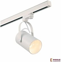 Foco con carril para techo ARUBA | Blanco - 0