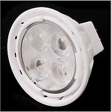 Foco de bombilla de lampara de luz LED GU5.3 de