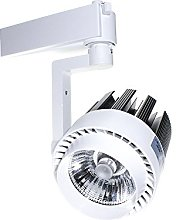 Foco de Carril LED Monofásico G8004 20W Luz Fría