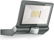 Foco de exterior con sensor XLED ONE gris