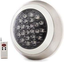 Foco de Piscina de LEDs Montaje Superficie Ø300Mm