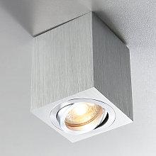 Foco de techo ADL8001, aluminio