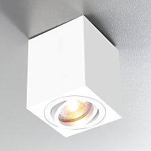 Foco de techo ADL8001, blanco