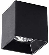 Foco de techo LED cuadrado de superficie Downlight