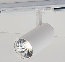Foco de techo LED de riel Action 3.000K 20W blanco