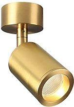 Foco De Techo LED, Diseño Minimalista Moderno,