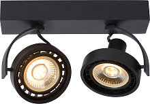 Foco de techo LED Dorian, 2 luces, dim to warm