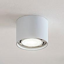 Foco de techo LED Mabel redondo, blanco