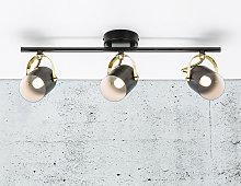 Foco de techo Lotus, 3 luces