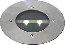 Foco de tierra LED solar IP44 - TINY